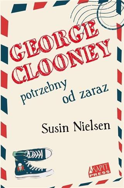 GEORGE CLOONEY POTRZEBNY OD ZARAZ BR OUTLET