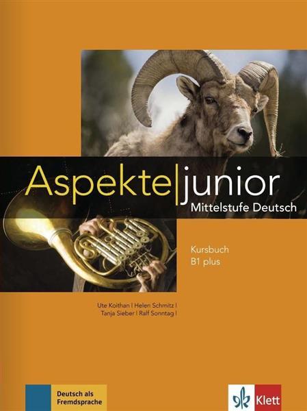 Aspekte Junior B1+ KB LEKTORKLETT