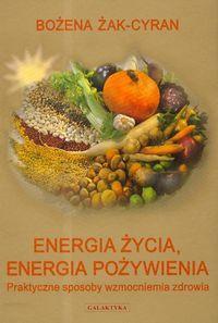 ENERGIA ŻYCIA ENERGIA POŻYWIENIA OUTLET