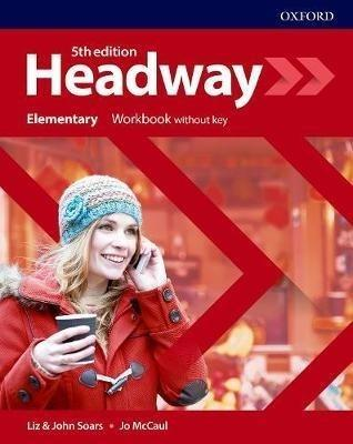 Headway 5E Elementary WB without key OXFORD