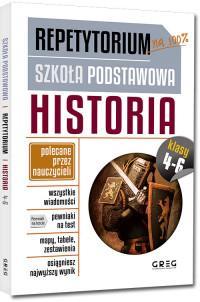 REPETYTORIUM. SZKOŁA PODSTAWOWA. HISTORIA, KL. 4-6
