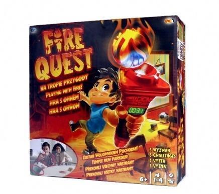 Fire Quest - Na tropie przygody