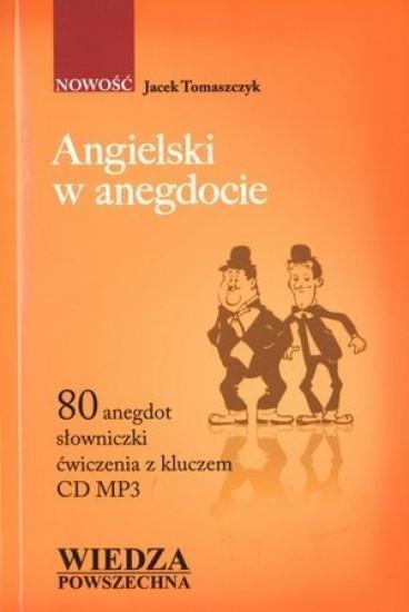 Angielski w anegdocie + CD MP3