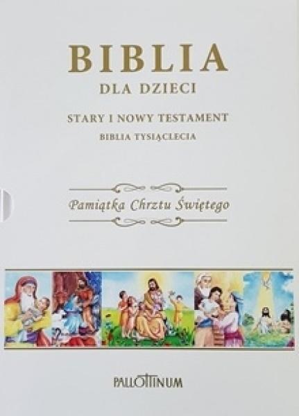 Biblia dla dzieci (chrzest)