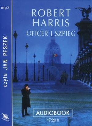 Oficer i szpieg CD MP3