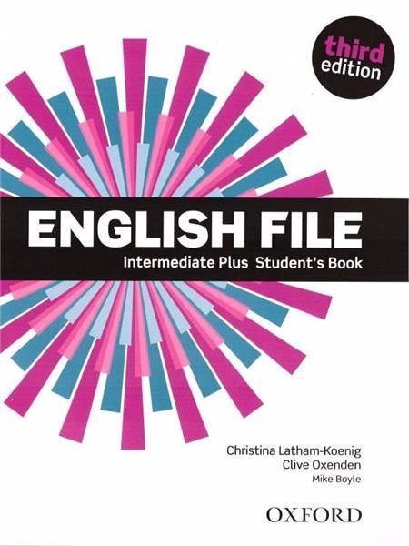 English File 3E Intermediate Plus SB OXFORD
