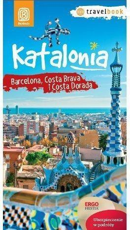 Travelbook - Katalonia, Barcelona ... Wyd. I