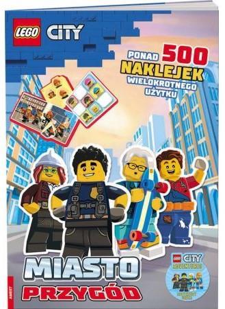 LEGO City. Miasto przygód