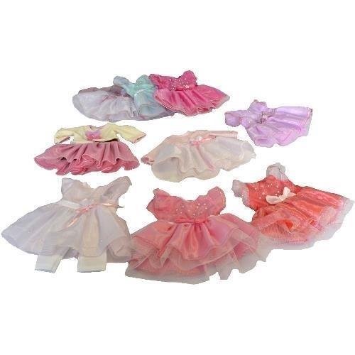 Ubranko - sukienka dla lalki