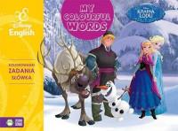 My colourful words! Kraina Lodu. Disney English