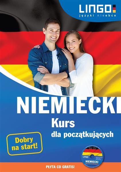 Niemiecki. Kurs dla początkujących. Książka + CD