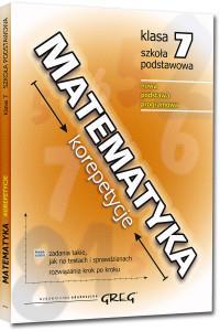 Matematyka - korepetycje - szkoła podstawowa, klas