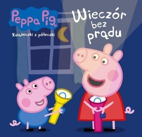 Peppa Pig Książeczki z półeczki nr 59 outlet