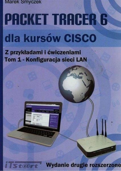 Packet Tracer 6 dla kursów CISCO T.1