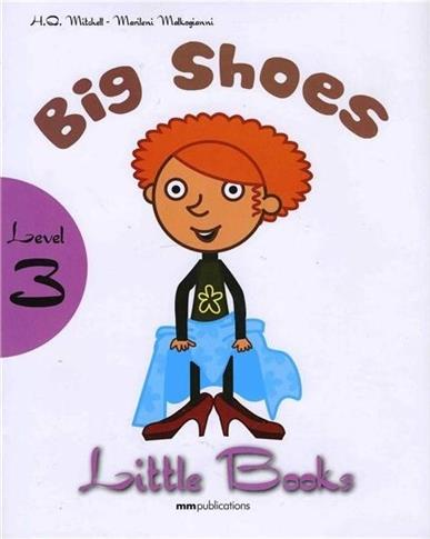 Big shoes + CD-ROM MM PUBLICATIONS