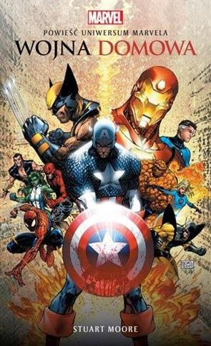 Marvel: Wojna domowa