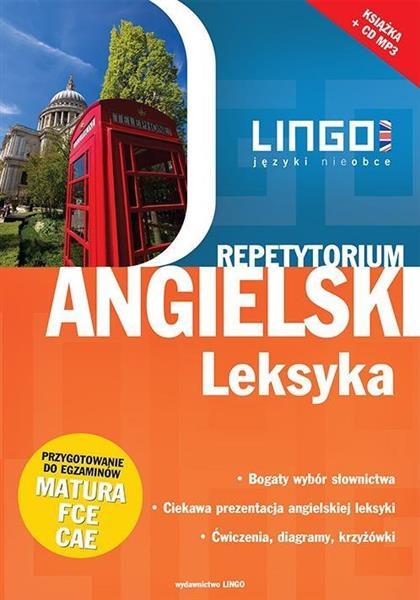 Angielski. Leksyka. Repetytorium + CD