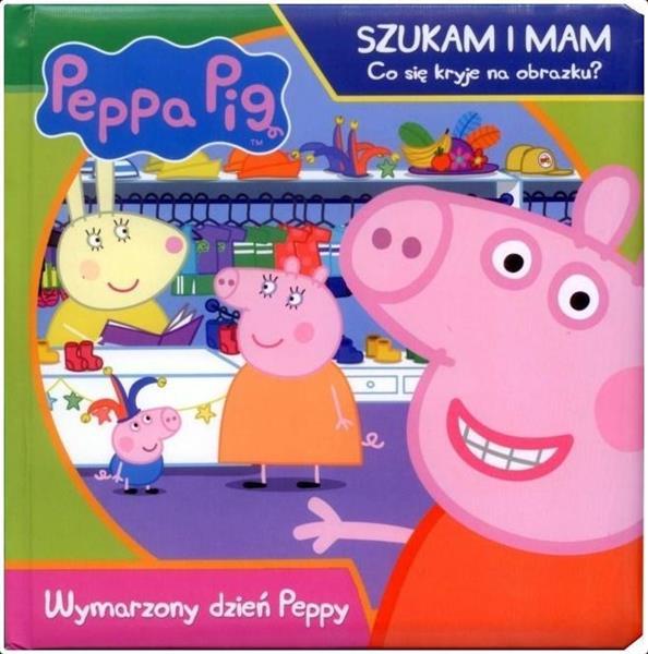 Świnka Peppa. Wymarzony dzień Peppy outlet-26113