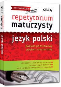Repetytorium maturzysty - język polski GREG-5237