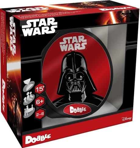 Dobble: Star Wars REBEL-205308