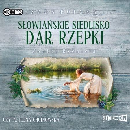 Słowiańskie siedlisko T.2 Dar Rzepki audiobook-317260