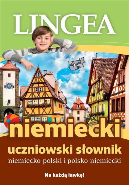 Niemiecki uczniowski słownik niemiecko- outlet-11397