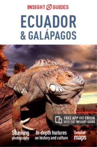 ECUADOR AND GALAPAGOS INSIGHT GUIDES-47666
