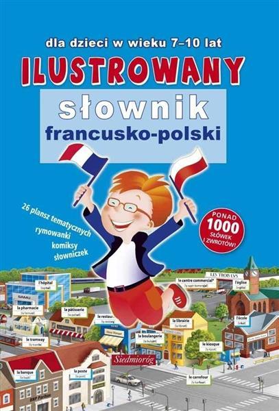 Słownik francusko-polski SIEDMIORÓG