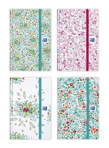Kalendarz 2020 książkowy 15x21 Flowers OXFORD