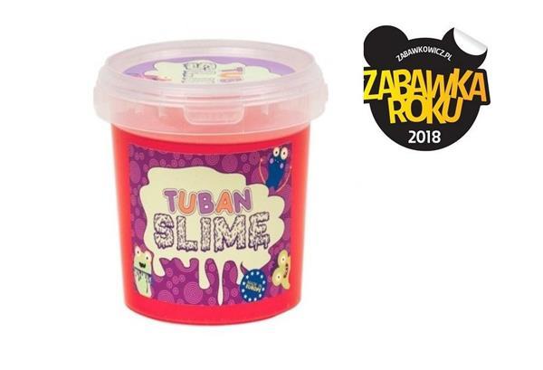 Slime Truskawka 0,5kg TUBAN
