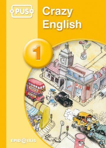 PUS Crazy English 1