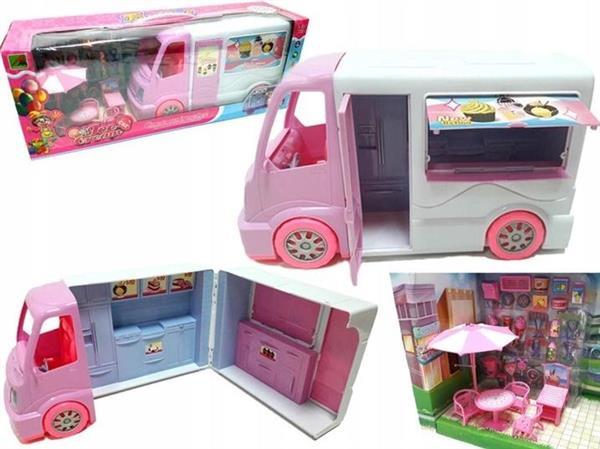 Camper dla lalki
