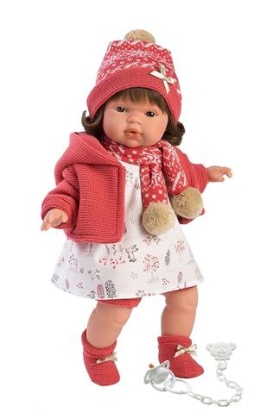 Lalka 38558 Lola płacząca 38cm