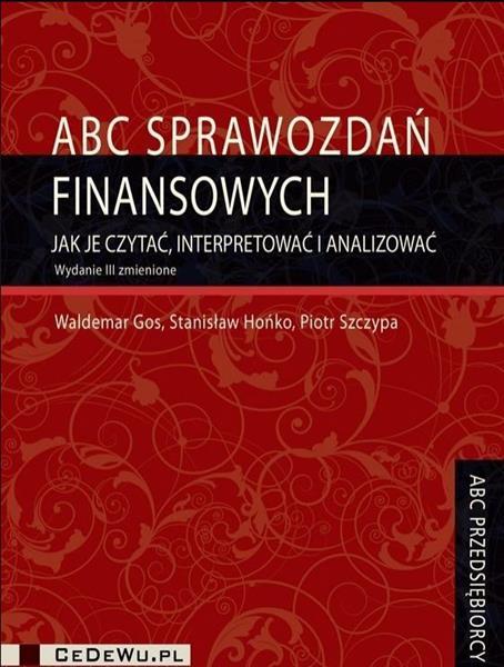 ABC sprawozdań finansowych w.2014