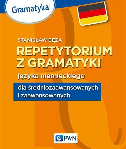 J. Niemiecki - Repetytorium z gramatyki. Bęza PWN