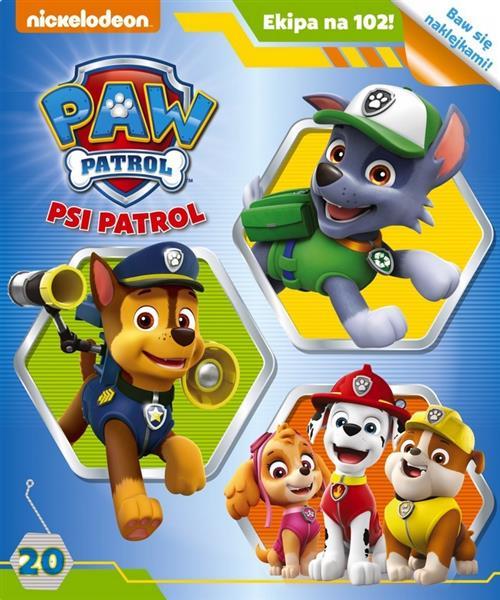 Psi patrol. Ekipa na 102!