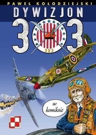 Dywizjon 303 w komiksie