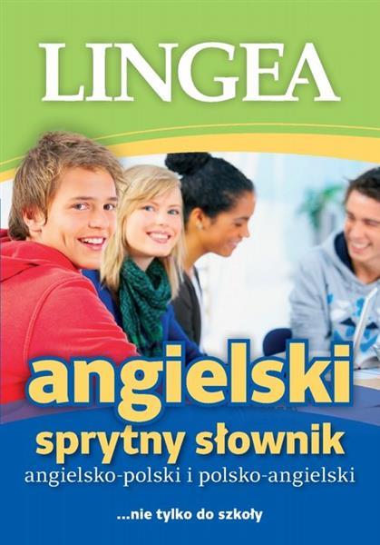 SPRYTNY SŁOWNIK ANGIELSKO-POLSKI, POLSKO-ANGIELSKI