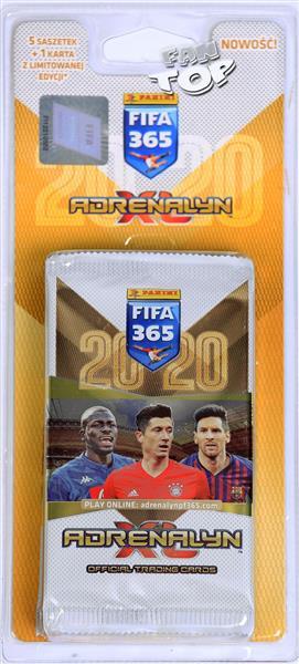 FIFA 365 4 SASZETKI+1 KARTA outlet