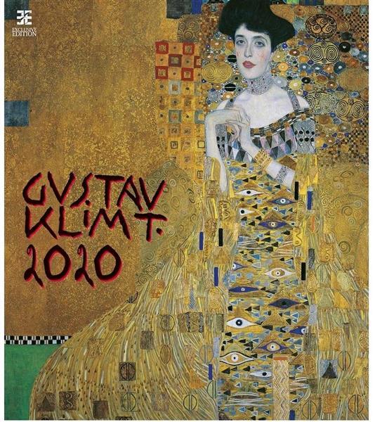 Kalendarz 2020 Gustav Klimt Ex HELMA