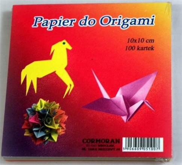 Papier do origami 10x10cm