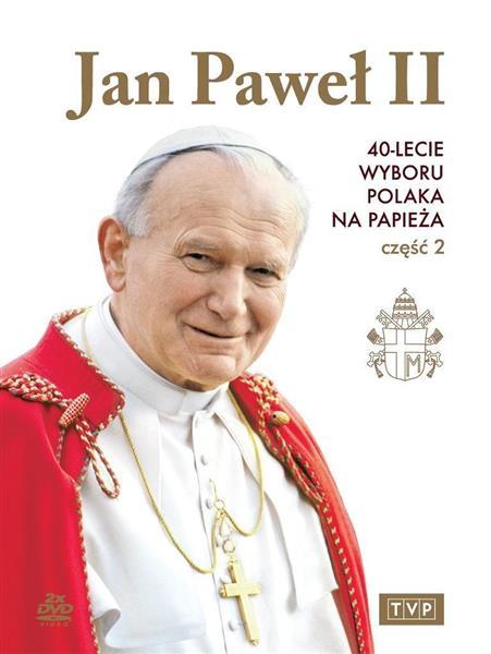 Jan Paweł II. 40-lecie wyboru na papieża cz.2 DVD