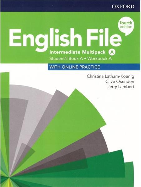 English File 4E Intermediate Multipack A + online
