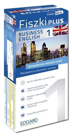 Angielski Fiszki PLUS. Business English 1