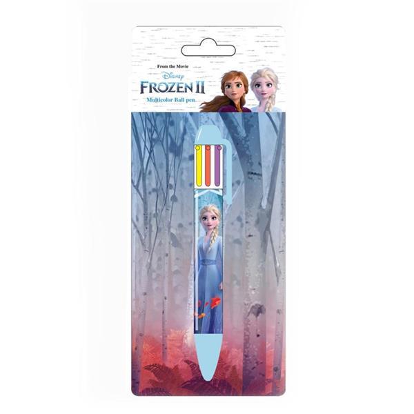 Różnokolorowy długopis - Frozen II
