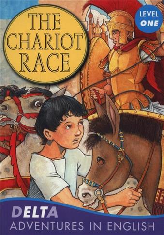 The Chariot Race. Level 1 + CD- ROM