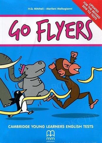 Go Flyers SB + CD w.2018 MM PUBLICATIONS