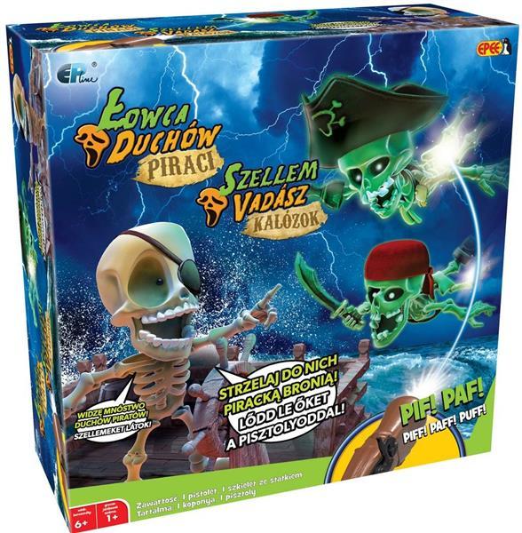 Łowca duchów wersja Pirat