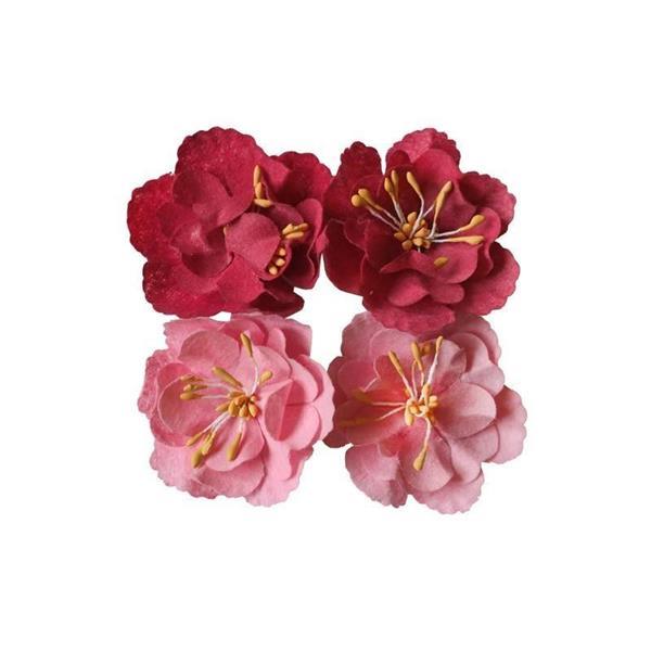 Kwiaty samoprzylepne