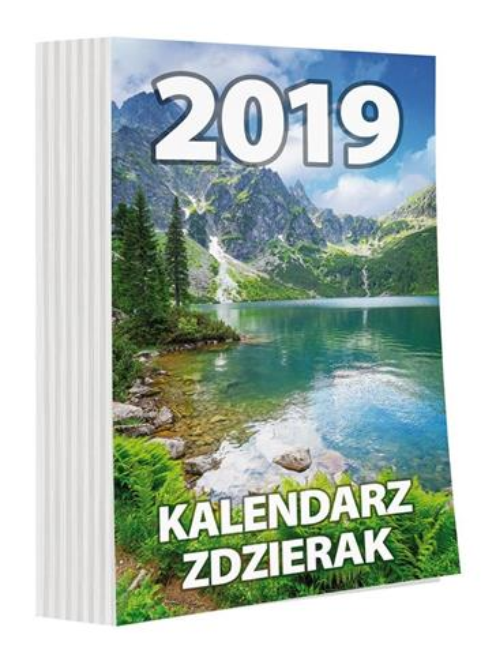 Kalendarz 2019 KZ Zdzierak MIX AVANTI